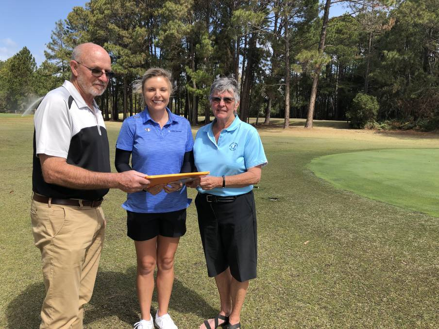 Sarah Kemp Is The Ambassador For The 2021 Nsw Women S Open Great Lakes Advocate Forster Nsw