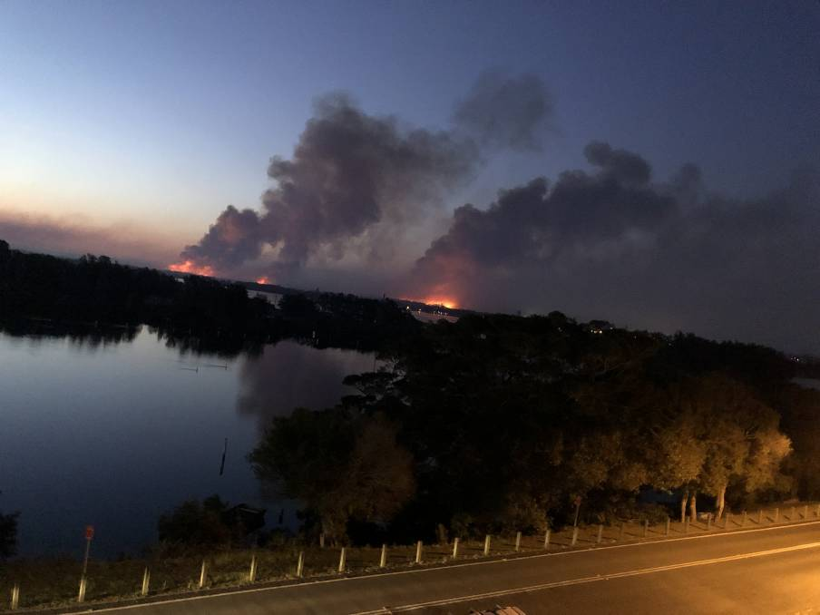 RFS suspends all fire permits across the Mid Coast district