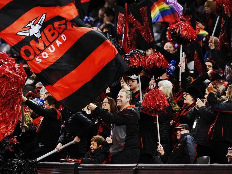 Essendon fans will be cheering on a revamped forward line during the 2021 AFL season.